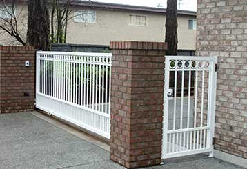 Low Cost Residential Gate | Plano TX